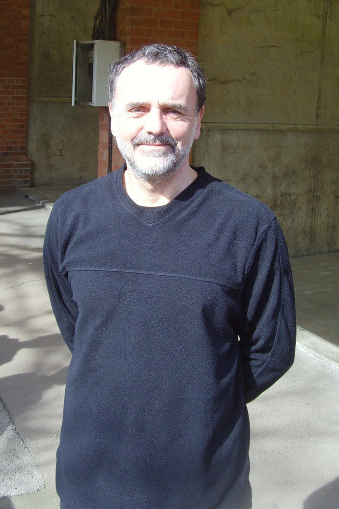 photo of Brian Kirk