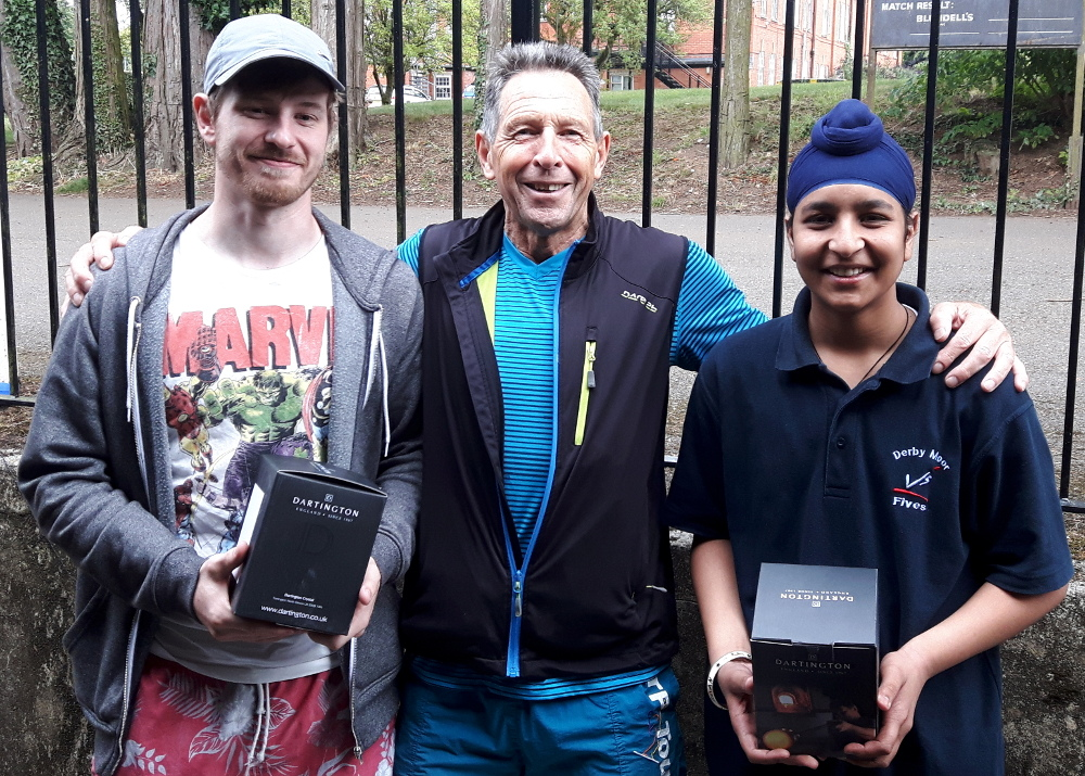Ashley Hill and Vishal Singh win SW Plate Doubles