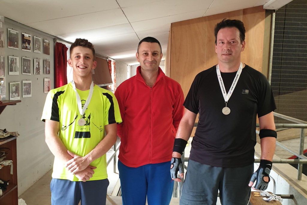 Lewis Keates and Morgan Spillane - Runners-Up South East Open